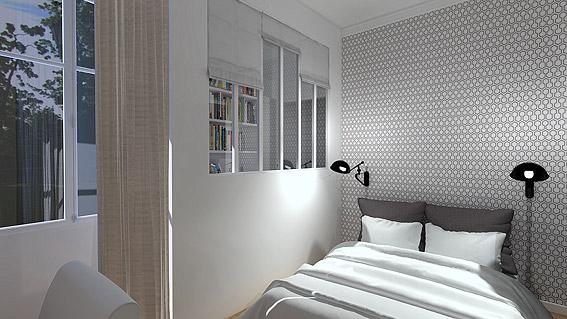 Coaching Déco - rue d\'Alésia   Sweet Home Staging - Paris