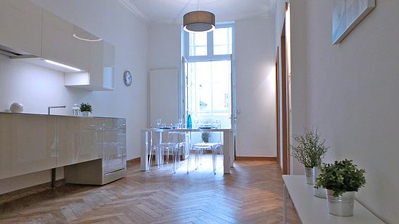 home staging rue mazarine sweet home staging paris. Black Bedroom Furniture Sets. Home Design Ideas