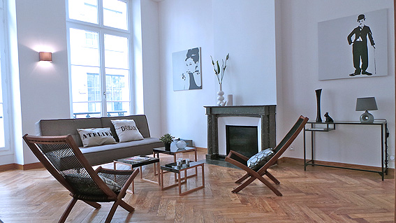 Home Staging - rue Mazarine | Sweet Home Staging - Paris